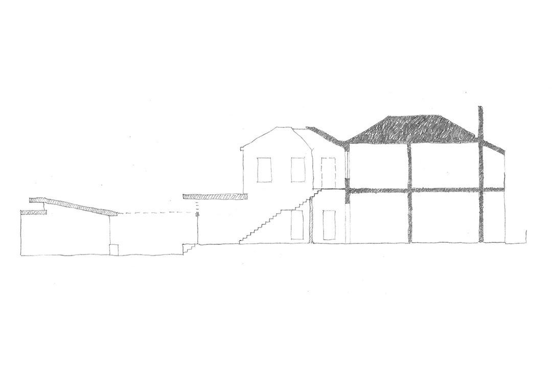 Section - sketch